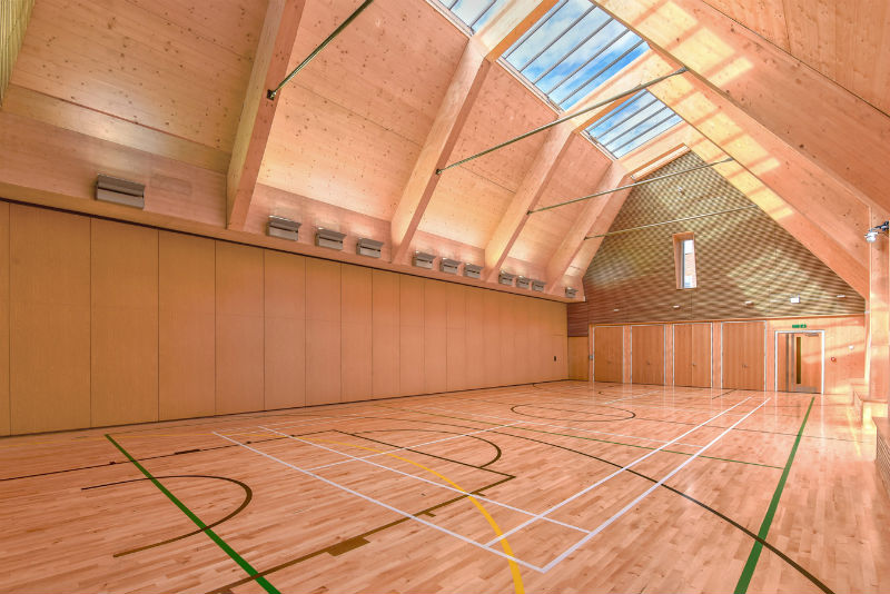 2nd Floor - Sports Hall 05 web